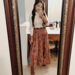 Liz Claiborne floral skirt